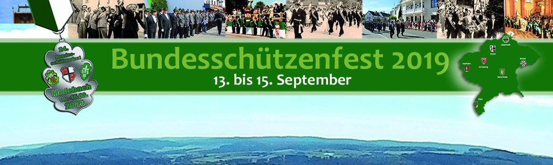 Bundesschützenfest Medebach 2019